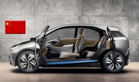 BMW i3 and i8 will come to China in 2014