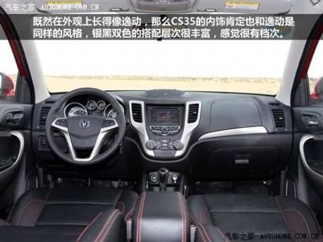 Chang'an CS35 will hit the Chinese car market late this Month