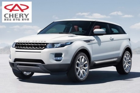 China approves Chery-JLR joint venture