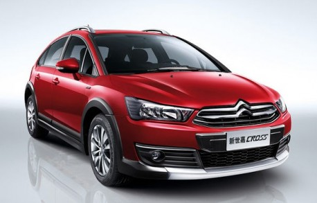 Citroen C4 Cross launched on the China auto market