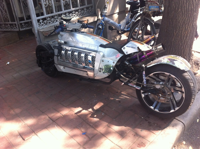 Dodge Tomahawk For Sale >> Dodge Tomahawk Is Very Real In China Carnewschina Com