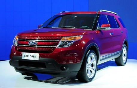 Ford Explorer to come to China in 2013