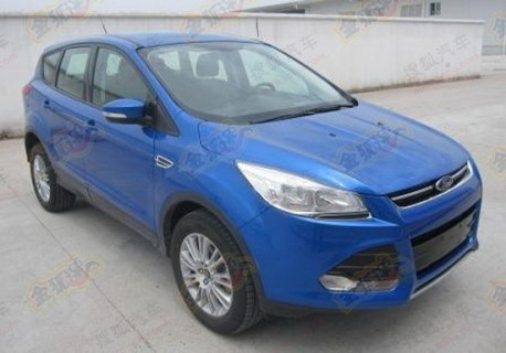 Ford Kuga will be launched on the China auto market in January 2013