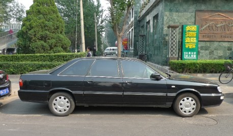 Spotted in China: Hongqi CA7202 E3L