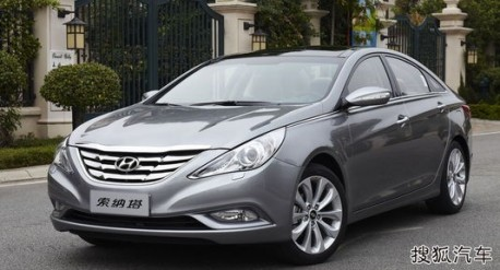 Hyundai working on new sedan for the Chinese car market