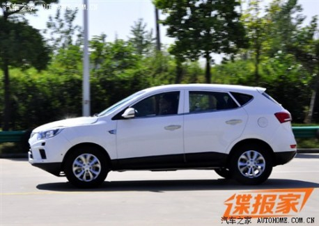 JAC Eagle S5 is ready for the Chinese auto market