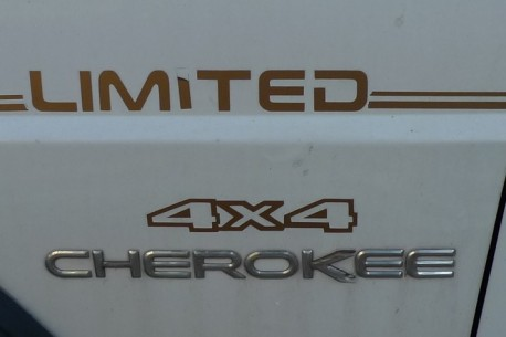Spotted in China: Beijing-Jeep Cherokee Limited Sport