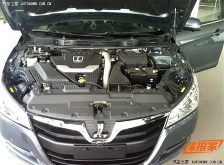 Spy Shots: Dongfeng-Yulong Luxgen S5 will be launched in China soon