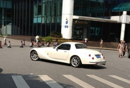 Spotted in China: Mitsuoka Himiko in the Wild