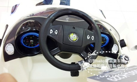 Smart ForSpeed is very real in China, but Not really