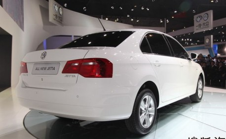 New Volkswagen Jetta will be launched in China in January 2013