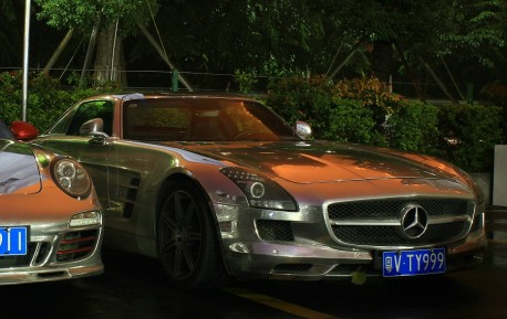 Bling Super Car Super Spot from China
