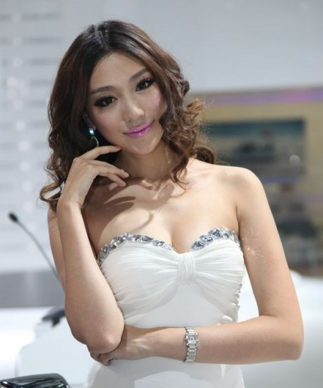 The Girls @ the 2012 Guangzhou Auto Show