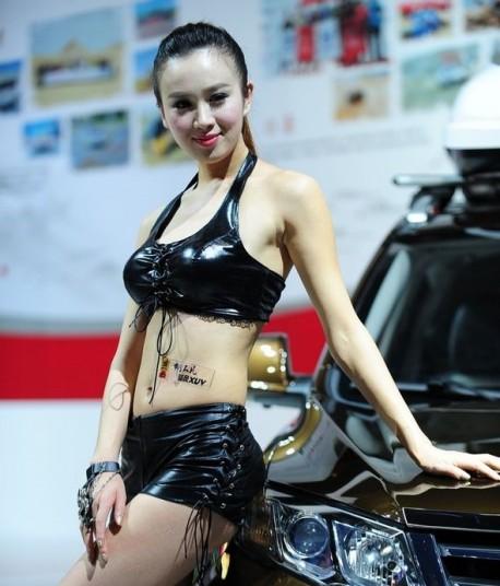 The Girls @ the 2012 Guangzhou Auto Show