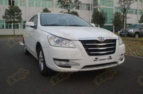 Spy Shots: Dongfeng-Fengshen S30 EV will be launched in China next year