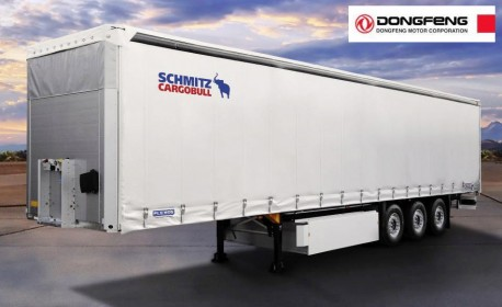 Dongfeng and Schmitz Cargobull set up JV