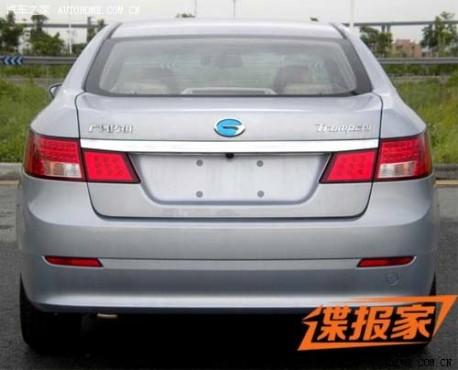 Spy Shots: Guangzhou Auto Trumpchi Hybrid