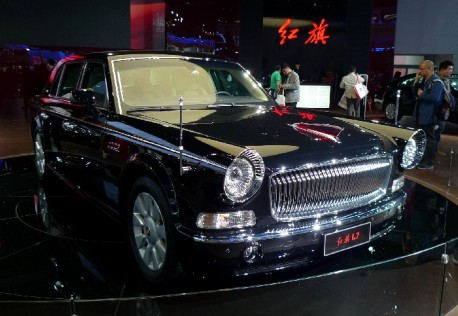 Hongqi L7 = Hongqi H9, will be launched next year