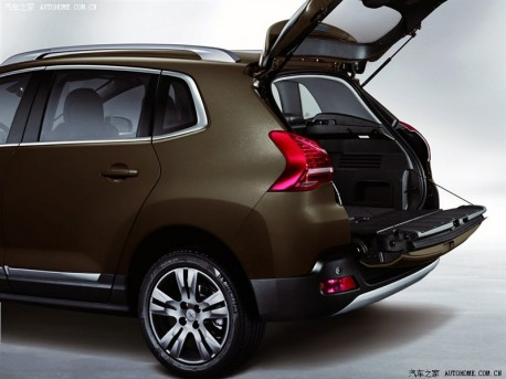 China-made Peugeot 3008 will debut on Guangzhou Auto Show