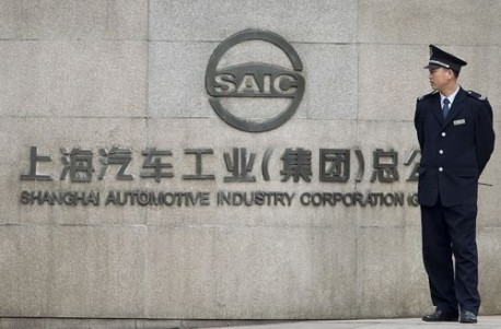 SAIC profit up 1.43% in in China