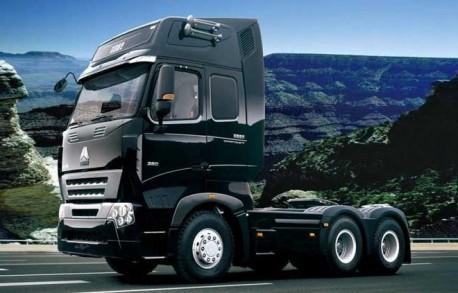 China's Sinotruk exports over 20.000 trucks