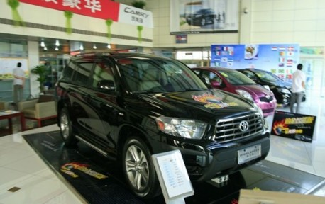 Japanese car sales in China 'back on track'