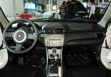 Youngman-Lotus L3 GT launched at the Guangzhou Auto Show