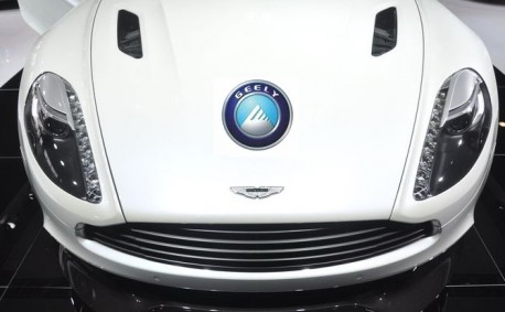 China's Geely wants to buy Aston Martin