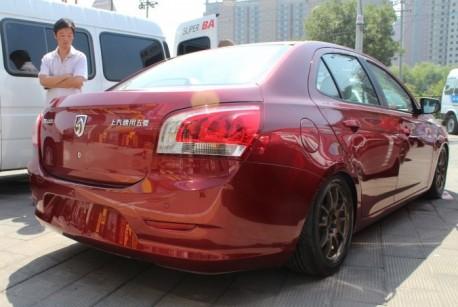 Baojun 630 is a Lowrider in China