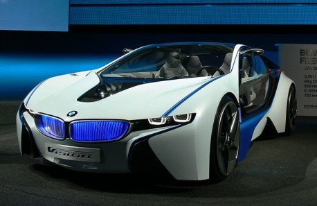 BMW Vision Concept is in Production in China, but Not really