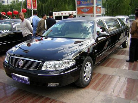 Buick Regal is Stretched in China
