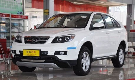 BYD working on new 2.0 turbo for Si Rui and S6