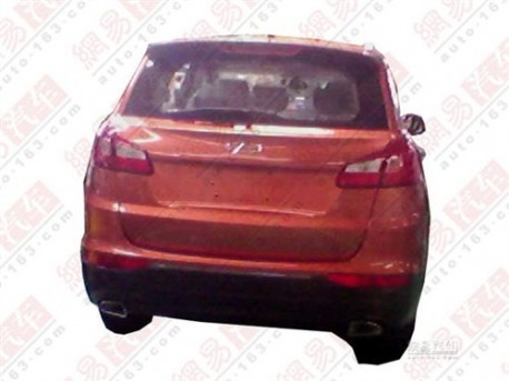 Spy Shots: Chery T21 SUV will be launched in China next year