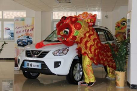 China car sales up 11.52% in November