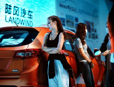 A look inside the Life of a Chinese car Model