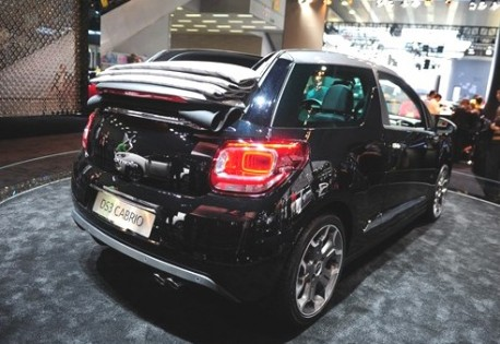 Citroen DS3 Cabrio to come to China