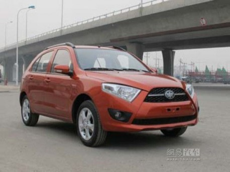 FAW-Xiali N7 will be launched on the China auto market in January