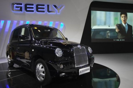 Geely wants to buy 80% of Manganese Bronze