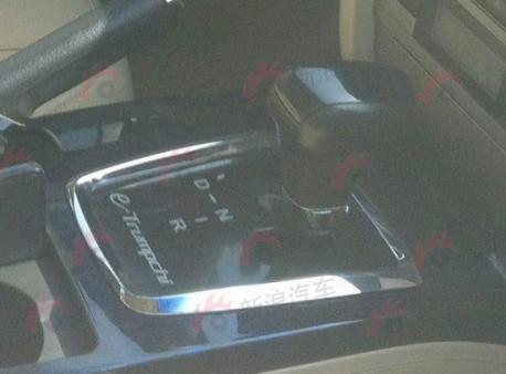 Spy Shots: Guangzhou Auto eTrumpchi Hybrid testing in China
