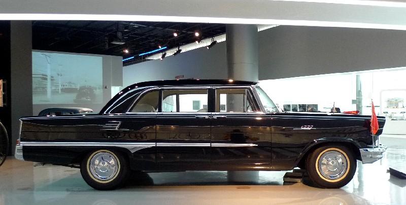 Shanghai Car Shanghai Car Museum 1959