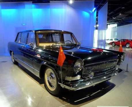 Shanghai Car Museum: Hongqi CA770