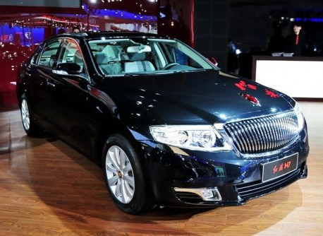 Hongqi H7 gets a Price in China