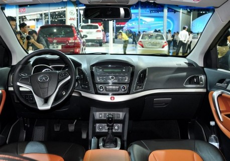 JAC Eagle S5 SUV will hit the China car market in March 2013