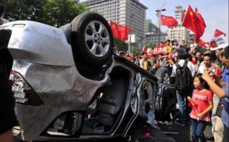 Chinese dealers don't want to Sell Japanese cars anymore