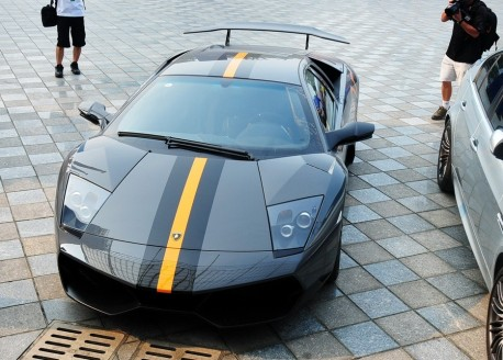 Lamborghini Murcielago LP 670–4 SV China Limited Edition