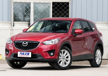 China-made Mazda CX-5 will hit the Chinese auto market next Summer