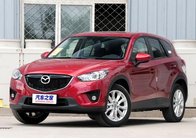 china-made mazda cx-5 will hit the chinese auto market next summer