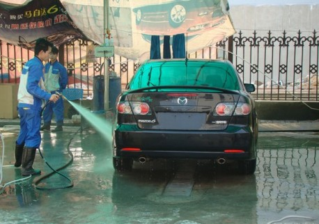 Mazda sales in China down 30% in November