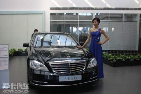 Mercedes-Benz merges its sales activities in China