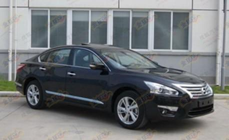 Spy Shots: new Nissan Teana pops up in China